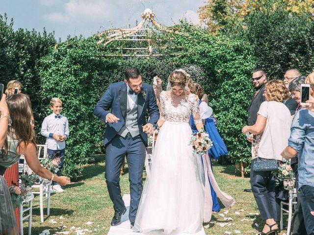 Il matrimonio di Fabio e Jessica a Bergamo, Bergamo 170
