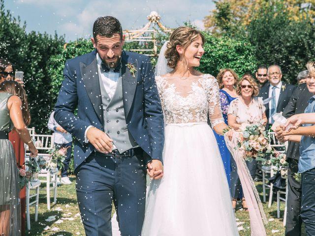 Il matrimonio di Fabio e Jessica a Bergamo, Bergamo 172