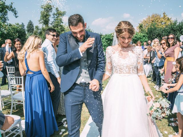 Il matrimonio di Fabio e Jessica a Bergamo, Bergamo 174