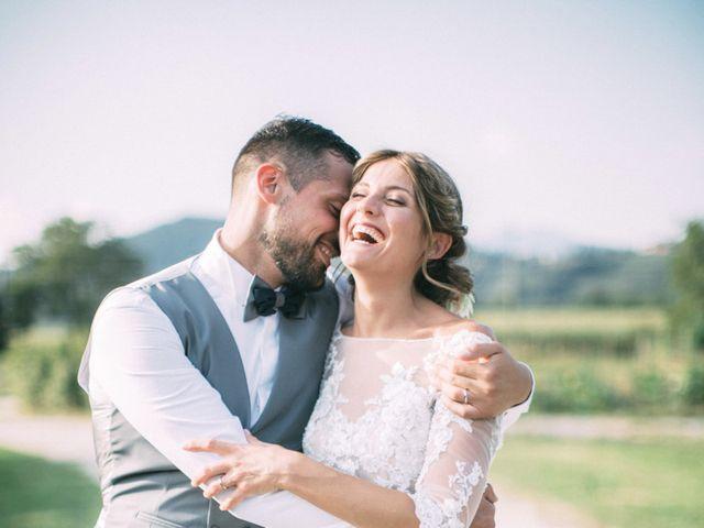 Il matrimonio di Fabio e Jessica a Bergamo, Bergamo 225