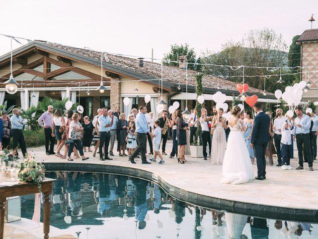 Il matrimonio di Fabio e Jessica a Bergamo, Bergamo 256