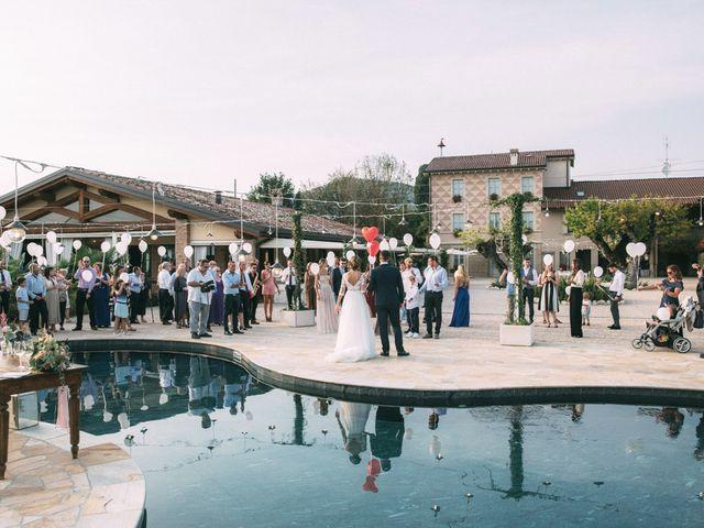 Il matrimonio di Fabio e Jessica a Bergamo, Bergamo 258
