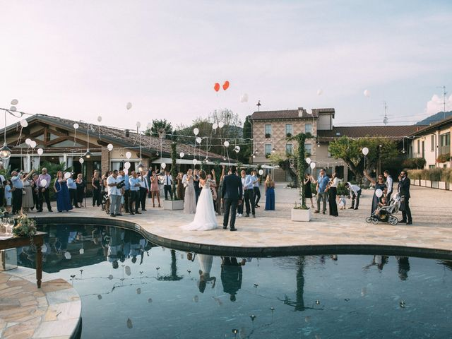 Il matrimonio di Fabio e Jessica a Bergamo, Bergamo 260