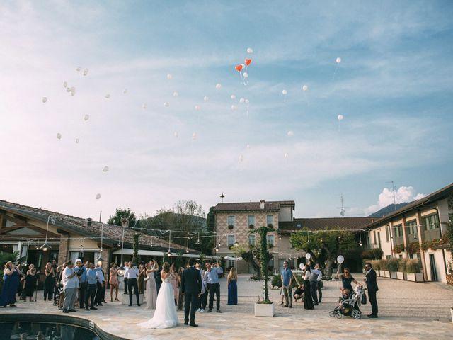 Il matrimonio di Fabio e Jessica a Bergamo, Bergamo 262