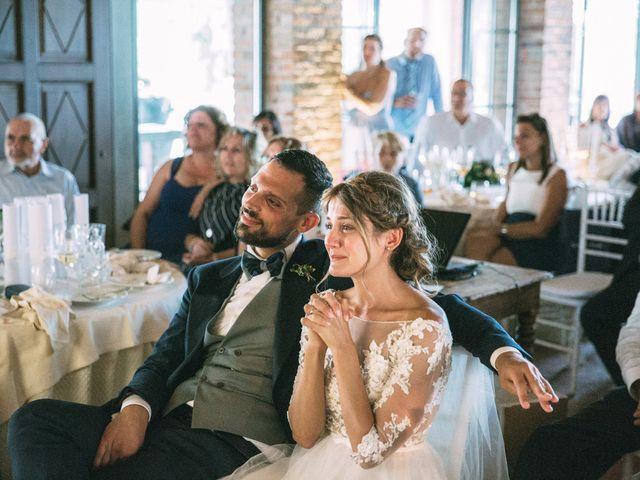 Il matrimonio di Fabio e Jessica a Bergamo, Bergamo 275