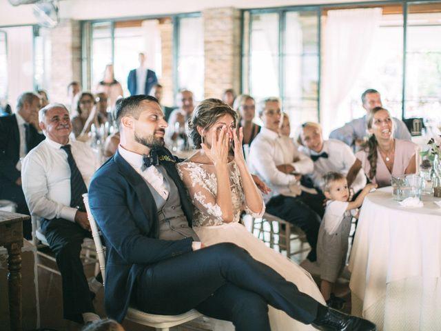 Il matrimonio di Fabio e Jessica a Bergamo, Bergamo 276