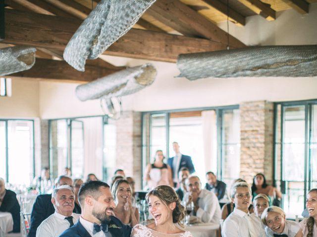 Il matrimonio di Fabio e Jessica a Bergamo, Bergamo 277
