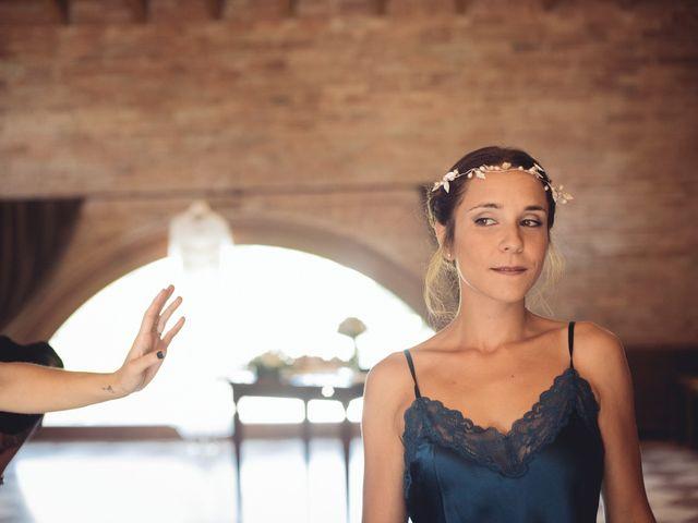 Il matrimonio di Enrico e Marzia a Roncoferraro, Mantova 15