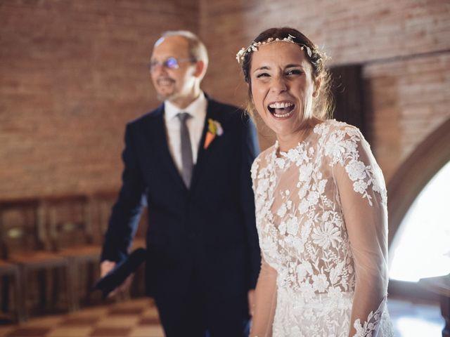 Il matrimonio di Enrico e Marzia a Roncoferraro, Mantova 25