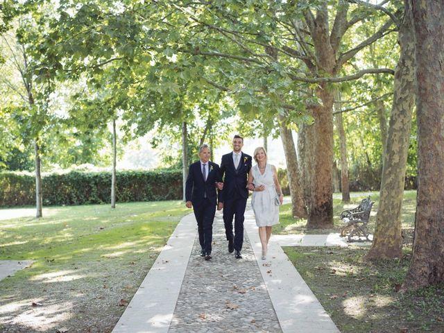 Il matrimonio di Enrico e Marzia a Roncoferraro, Mantova 28
