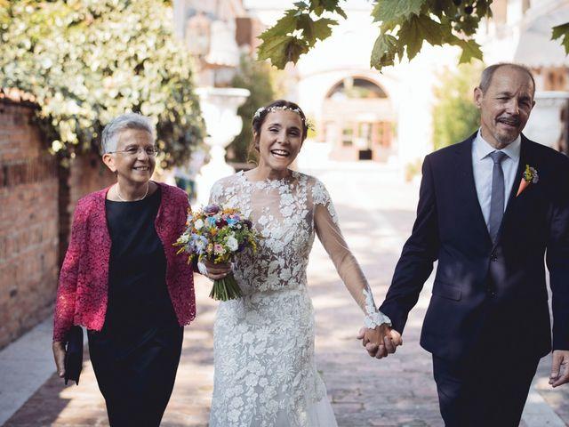 Il matrimonio di Enrico e Marzia a Roncoferraro, Mantova 29