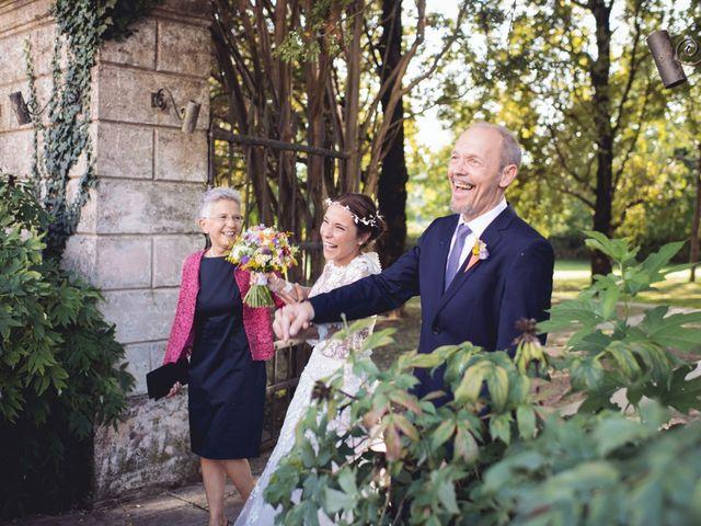 Il matrimonio di Enrico e Marzia a Roncoferraro, Mantova 31