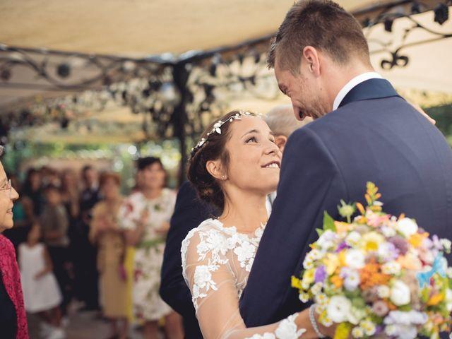 Il matrimonio di Enrico e Marzia a Roncoferraro, Mantova 33