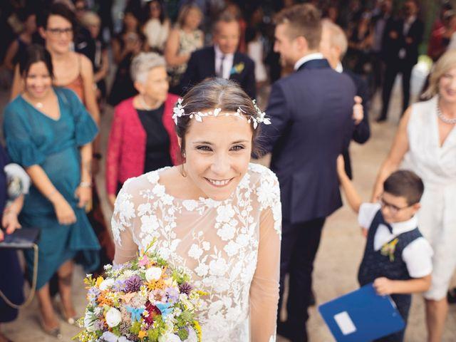 Il matrimonio di Enrico e Marzia a Roncoferraro, Mantova 34