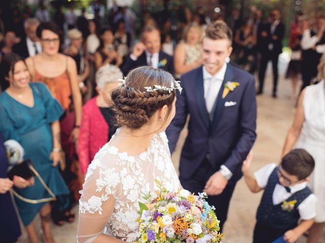 Il matrimonio di Enrico e Marzia a Roncoferraro, Mantova 35