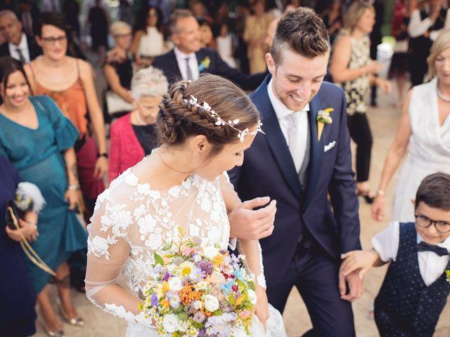 Il matrimonio di Enrico e Marzia a Roncoferraro, Mantova 36