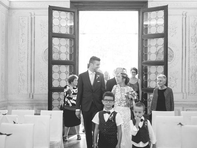Il matrimonio di Enrico e Marzia a Roncoferraro, Mantova 37
