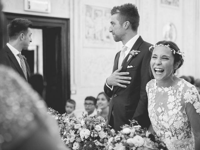 Il matrimonio di Enrico e Marzia a Roncoferraro, Mantova 40