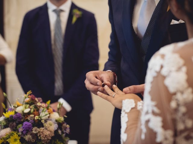 Il matrimonio di Enrico e Marzia a Roncoferraro, Mantova 43