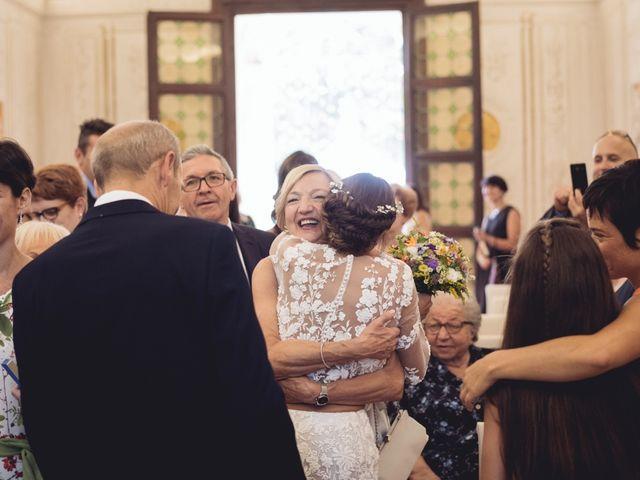 Il matrimonio di Enrico e Marzia a Roncoferraro, Mantova 45