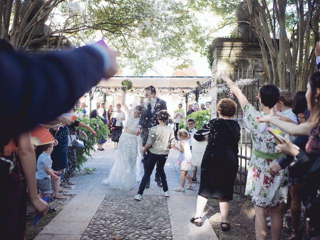 Il matrimonio di Enrico e Marzia a Roncoferraro, Mantova 47
