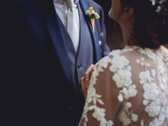 Il matrimonio di Enrico e Marzia a Roncoferraro, Mantova 54