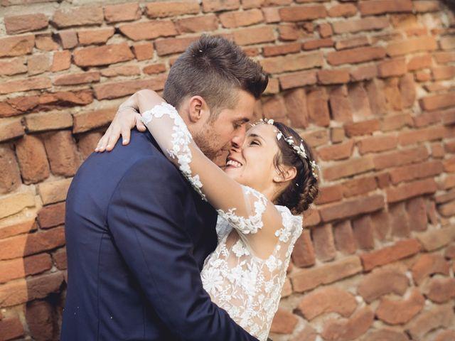 Il matrimonio di Enrico e Marzia a Roncoferraro, Mantova 58