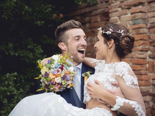 Il matrimonio di Enrico e Marzia a Roncoferraro, Mantova 62