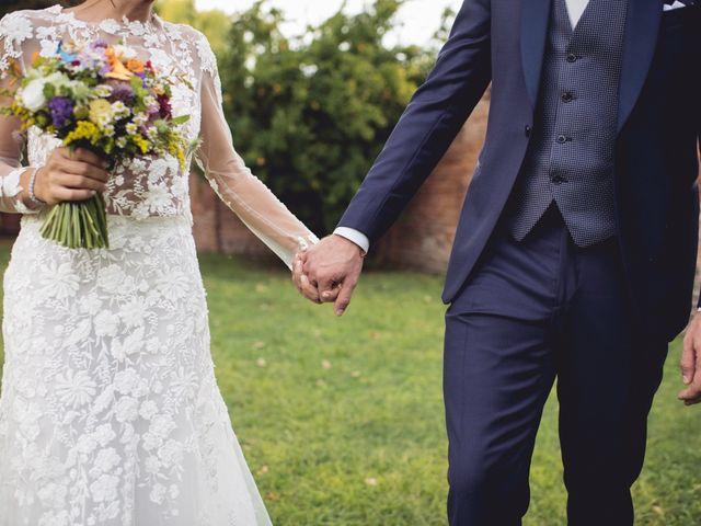 Il matrimonio di Enrico e Marzia a Roncoferraro, Mantova 64