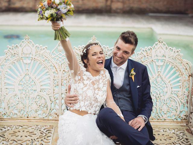 Il matrimonio di Enrico e Marzia a Roncoferraro, Mantova 68