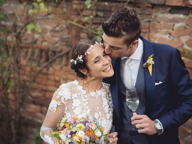 Il matrimonio di Enrico e Marzia a Roncoferraro, Mantova 69
