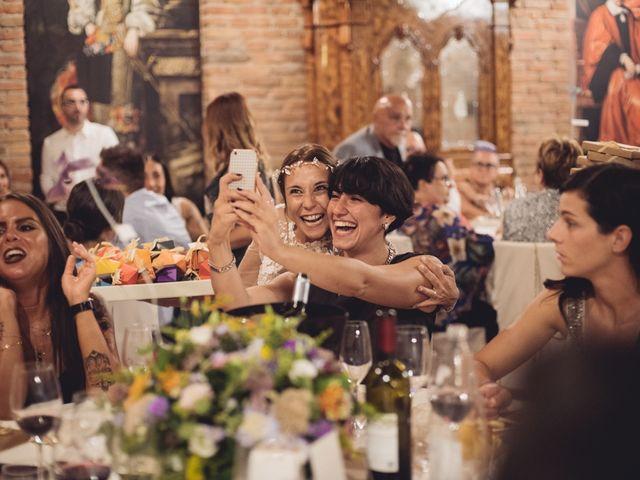 Il matrimonio di Enrico e Marzia a Roncoferraro, Mantova 74