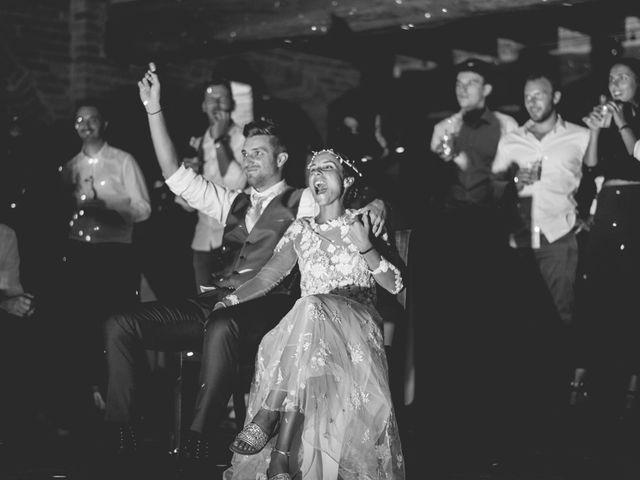 Il matrimonio di Enrico e Marzia a Roncoferraro, Mantova 84