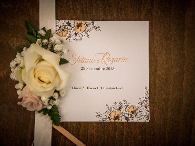 Il matrimonio di Stefano e Rosaria a Latina, Latina 22
