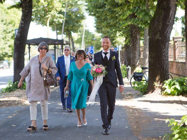 Il matrimonio di Davide e Alice a Imola, Bologna 11