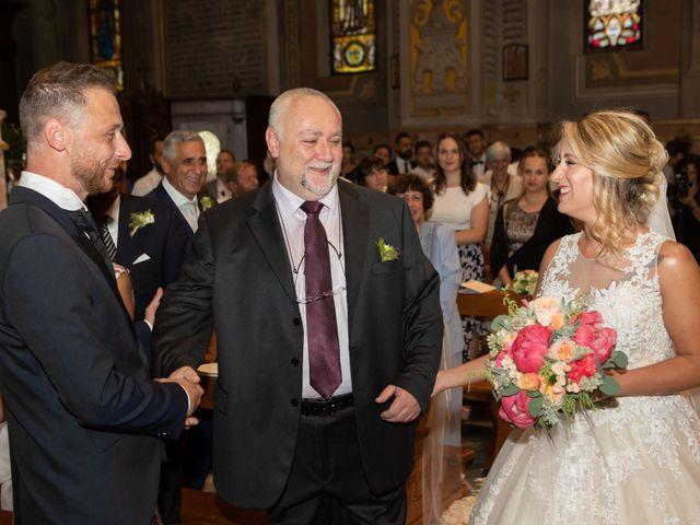 Il matrimonio di Davide e Alice a Imola, Bologna 14