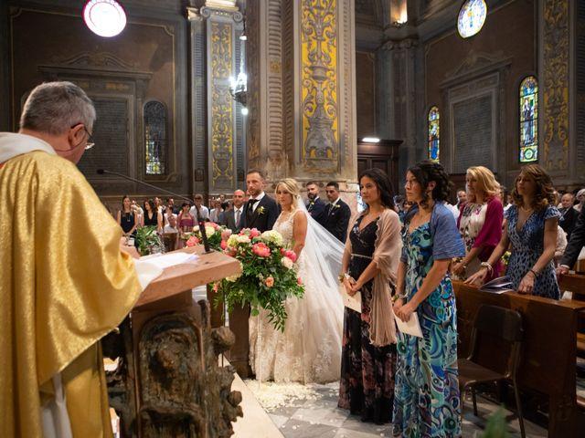 Il matrimonio di Davide e Alice a Imola, Bologna 15