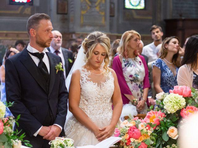 Il matrimonio di Davide e Alice a Imola, Bologna 17