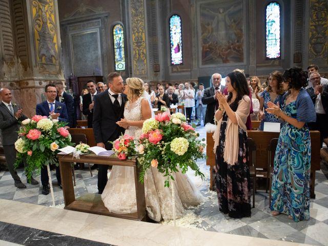 Il matrimonio di Davide e Alice a Imola, Bologna 27