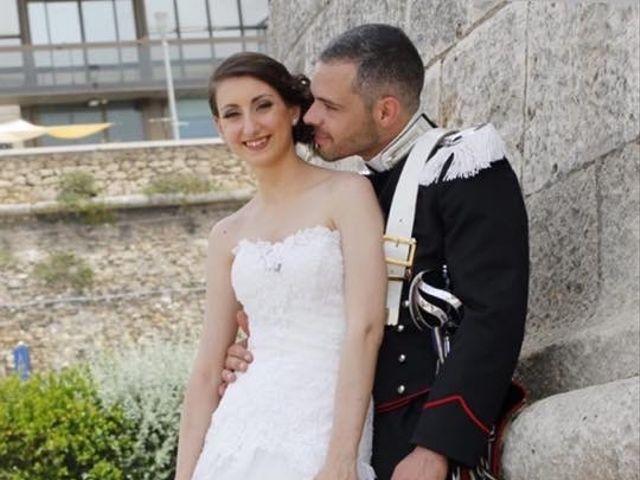 Il matrimonio di Mino e Ginevra a Civitavecchia, Roma 4