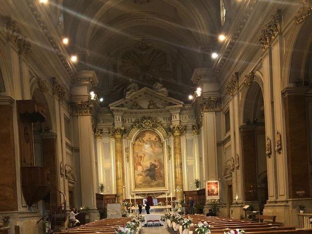 Il matrimonio di Mino e Ginevra a Civitavecchia, Roma 17