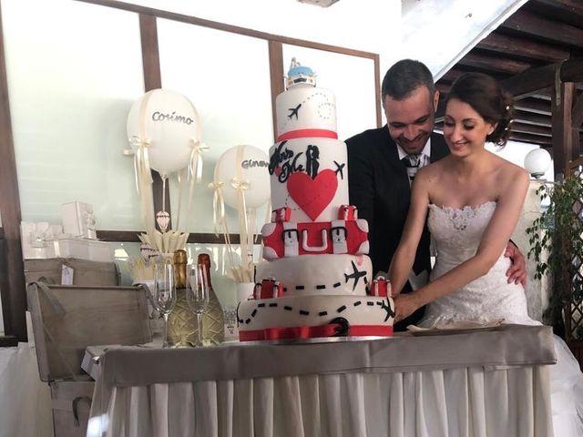 Il matrimonio di Mino e Ginevra a Civitavecchia, Roma 18