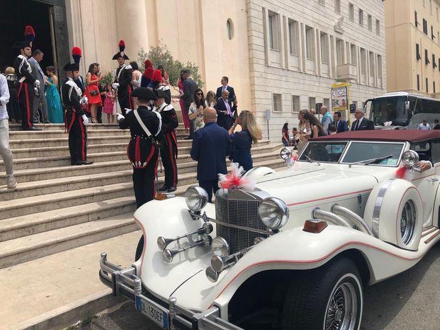 Il matrimonio di Mino e Ginevra a Civitavecchia, Roma 19