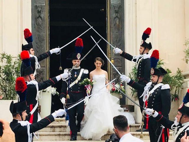 Il matrimonio di Mino e Ginevra a Civitavecchia, Roma 25