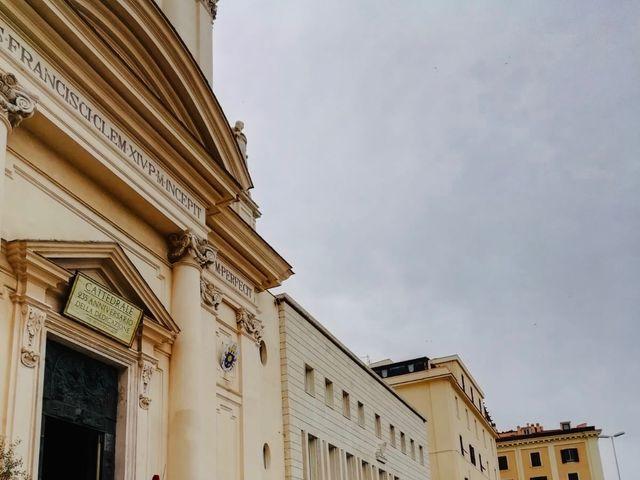 Il matrimonio di Mino e Ginevra a Civitavecchia, Roma 31