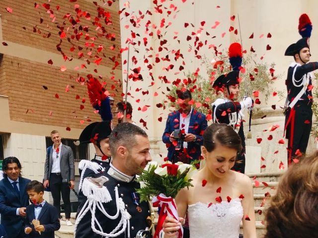 Il matrimonio di Mino e Ginevra a Civitavecchia, Roma 32