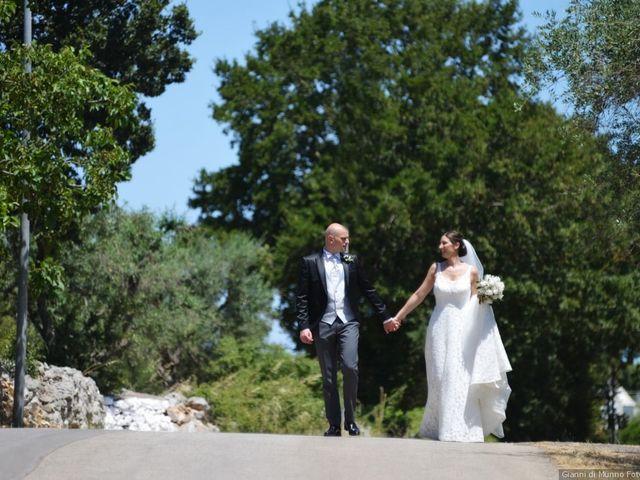 Il matrimonio di Matilde e Stefano a Fasano, Brindisi 2