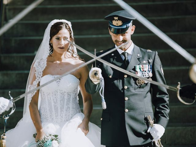 Le nozze di Laura e Benedetto
