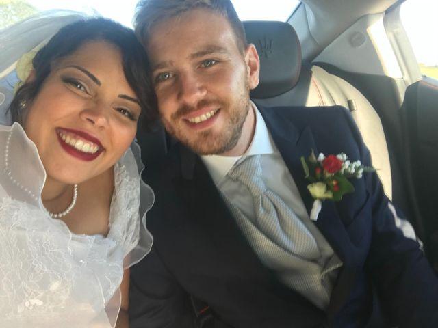 Le nozze di Nicholl e Gabriele