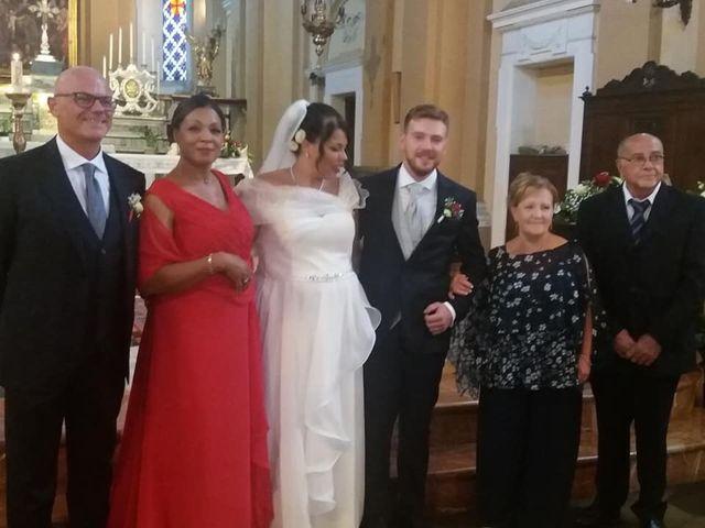 Il matrimonio di Gabriele e Nicholl a Vercelli, Vercelli 6